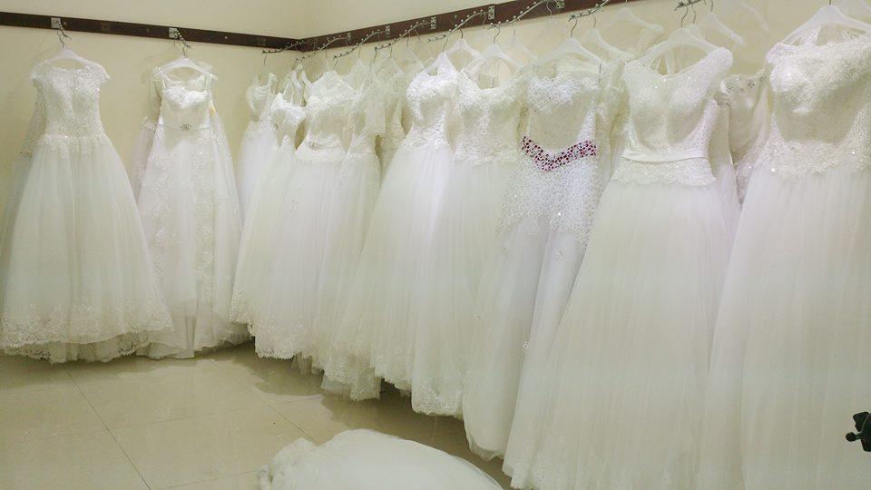 Xử lý tất cả các loại áo cưới chuyên nghiệp