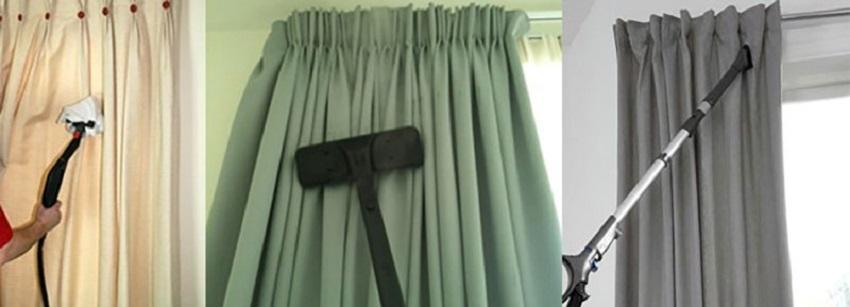 Dịch vụ giặt rèm, màn cửa chuyên nghiệp